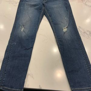 Hudson Jeans Jeans - Hudson Flap Skinny Jeans